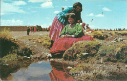 BOLIVIE BOLIVIA LA PAZ - Bolivie