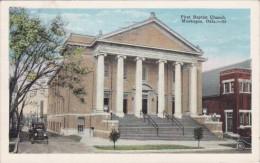 First Baptist Church Muskogee Oklahoma 1944