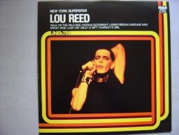 Vinyle---LOU REED : New York Superstar (LP) - Rock