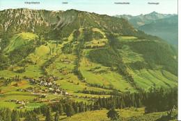 Deutschland (Germania) Bad Hindelang, Oberjoch Im Hochallgau, Hochstes Berg Und Skidorf Deutschlands - Hindelang