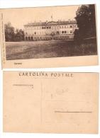 Cartolina - ORENO VIMERCATE Villa Scotti - MONZA - Monza