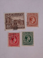 JAMAIQUE / JAMAICA    1937-8   LOT# 13 - Jamaique (1962-...)