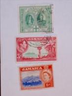 JAMAIQUE / JAMAICA    1945-56   LOT# 14 - Jamaique (1962-...)