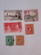 JAMAIQUE / JAMAICA    1937-46   LOT# 15 - Jamaique (1962-...)