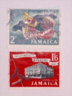 JAMAIQUE / JAMAICA    1962   LOT# 16 - Jamaique (1962-...)