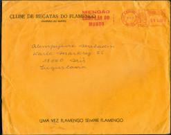 Imprinted Cover FC FLAMENGO, Brasil - Equipos Famosos