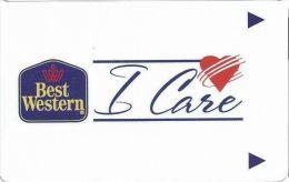 Best Western Hotels - Hotel Keycards
