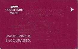 Courtyard Marriott - Hotel Keycards