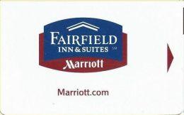 Fairfield Inn & Suites / Marriott - Hotel Keycards