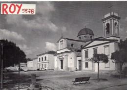 Toscana-pisa-navacchio La Chiesa Veduta Piazzale Anni 50 - Italia