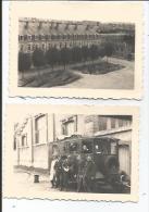 72 LE MANS 2  PHOTOS ALLEMANDES 1940 / 1944 - Le Mans