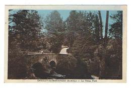 CPA 71 CHEILLY LES MARANGES Le Vieux Pont - France