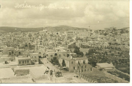 BETHLEEM CARTE PHOTO VUE GENERALE CISJORDANIE PALESTINE - Postcards