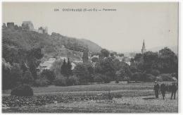 CHEVREUSE - PANORAMA - Chevreuse