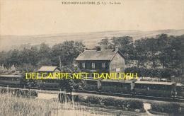 76 // TOUFFREVILLE CRIEL    La Gare - Autres Communes
