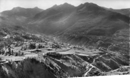 CPSM LES ORRES. Route De Mélézé, Près Embrun. 1963. - Zonder Classificatie