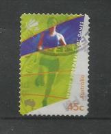 Australien 2000  Mi.Nr. 1941 , Sommerspiele Sydney - Laufen - Self-adhevise - Gestempelt / Used / (o) - - 2000-09 Elizabeth II