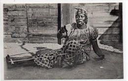 DAKAR (SENEGAL) - NEGRESSE EN COLERE - Senegal