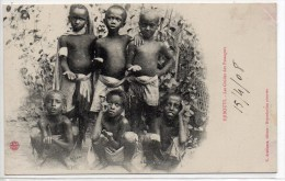 DJIBOUTI - LES GUIDES DES PASSAGERS - ENFANTS - Gibuti