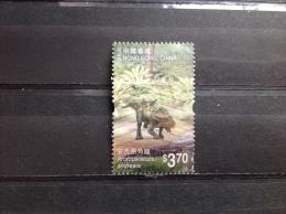 Hong Kong - Dinosauriërs (3.70) 2014 Very Rare! - Oblitérés