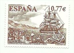 2004 - Spagna 3710 Vaccinazioni Contro Il Vaiolo, - Malattie