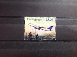 Sri Lanka - 100 Jaar Luchtvaart (25) 2012 Very Rare! - Sri Lanka (Ceylon) (1948-...)