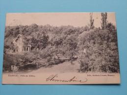 Villa Du Néblon ( Brisbois-Lhoest ) 1905 ( Zie Foto Voor Details ) !!