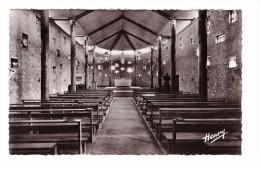 54 Villey Le Sec Interieur De L' Eglise Carte Non Voyagée Edit Henry N°2 - Francia