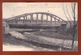 1 Cpa  LABARTHE DE NESTE - Le Pont Sur La Neste - Autres Communes