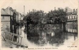 AMIENS:  La Somme Au Boulevard Baraban  ,n°48 - Amiens