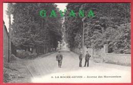 95 LA ROCHE-GUYON - Avenue Des Marronniers - La Roche Guyon