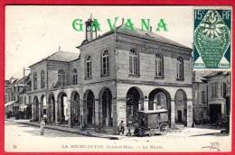 95 LA ROCHE-GUYON - La Mairie - La Roche Guyon
