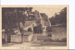 Serres. Château Lacanau - France