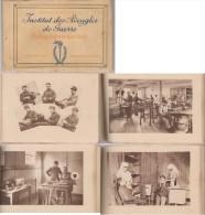 Institut Des Aveugles De Guerre    Boitsfort - Guerre 1914-18