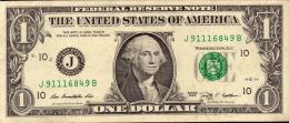 ETATS - UNIS  -  USA - 1 Dollar 2009 - J - Bank Of  KANSAS CITY - Federal Reserve (1928-...)