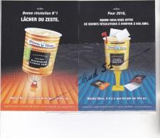 Lot De 8 Cartes :Publicité MAMIE NOVA - Toutes Scannées - - Werbepostkarten