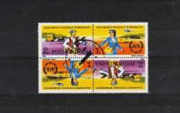 1988 - Journee Du Timbre Mi No 4508 Et Yv No3819A TETE-BECHE - Usado