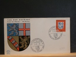 58/226  FDC SAARLAND   LION - Cows