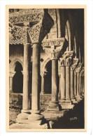 Abbaye De Moissac - Détail Des Chapiteaux Du Cloitre - Moissac