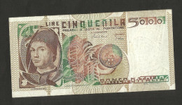 ITALIA - BANCA D´ITALIA - 5000 Lire A. Da MESSINA (Decr. 03/11/1982 - Firme: Ciampi / Stevani) - [ 2] 1946-… : Repubblica