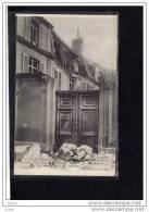51 REIMS   Pensionnat Maintelon , Rue Du Tresor , Bombarde Par Les Allemands - Guerre 1914-18