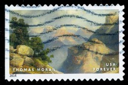 Etats-Unis / United States (Scott No.4917 - Ecole De Peinture / Hudson River / Scholl Painting) (o)  P3 - Used Stamps
