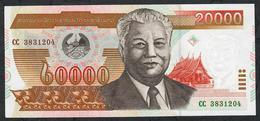 LAOS   P36b   20000 Or  20.000  KIP   2003  UNC. - Laos