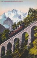 MURRENBAHN MIT JUNGFRAU - Funicular Railway