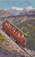 NIESEN BAHN 66% STEIGUNG 1926 - Funicular Railway