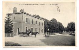 Ardèche : Saint-Péray : La Gare - Saint Péray