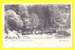 * Han Sur Lesse - Rochefort (Namur - La Wallonie) * (Victor Caën, Arlon) La Lesse à La Sortie De La Grotte, Pont, TOP - Rochefort