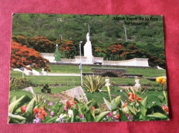 Mauritius. Mary 'Queen Of Peace' - Mauritius