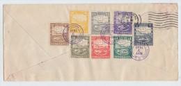 Venezuela/Germany FIRST FLIGHT COVER MARACAIBO-NEW YORK 1930 - Venezuela