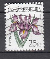 Ceska 2010 Mi N 649 Flower, Bloem, Iris - Tsjechië
